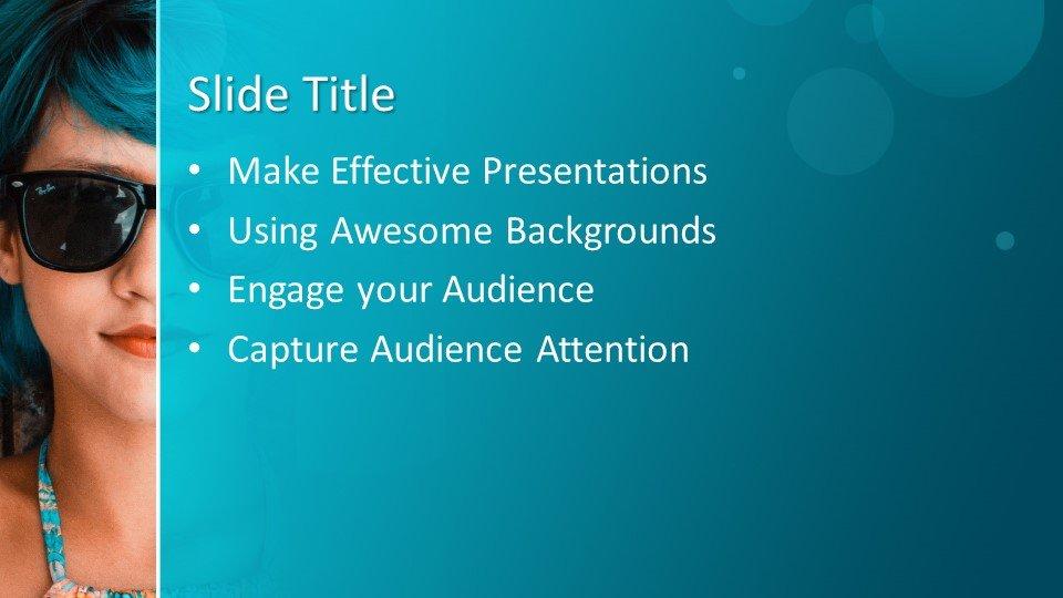 Powerpoint presentacion Moda y look