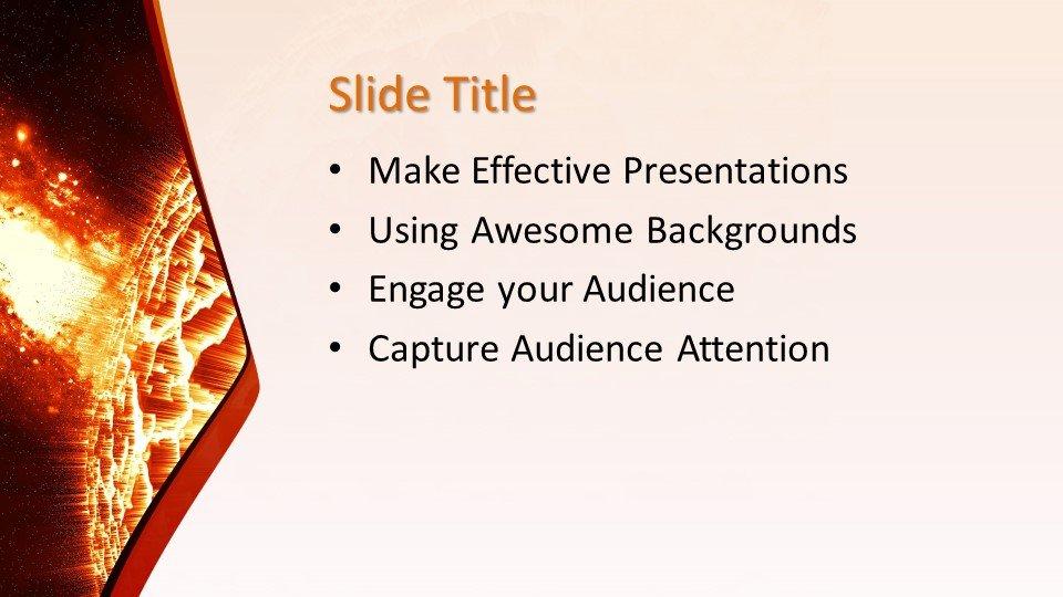 Powerpoint presentacion Galaxia