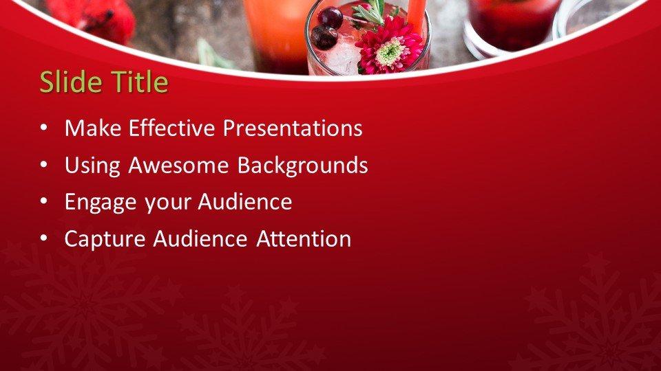 slides plantilla powerpoint Navidad