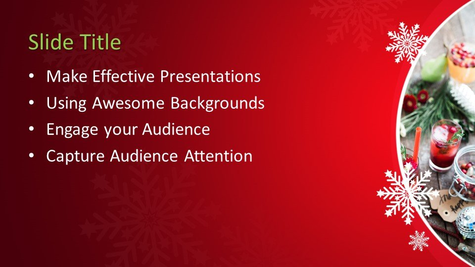 Powerpoint presentacion Navidad