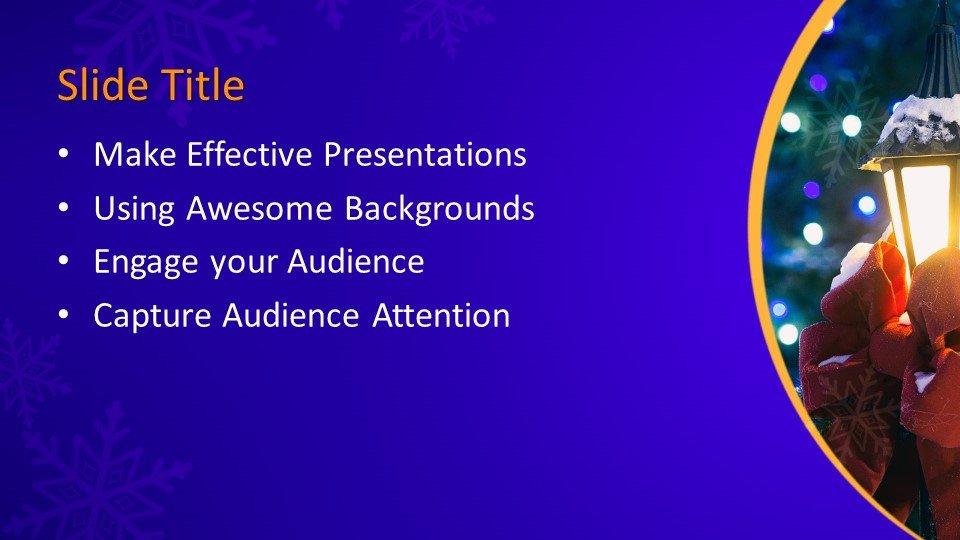 Powerpoint presentacion Lámpara de aceite