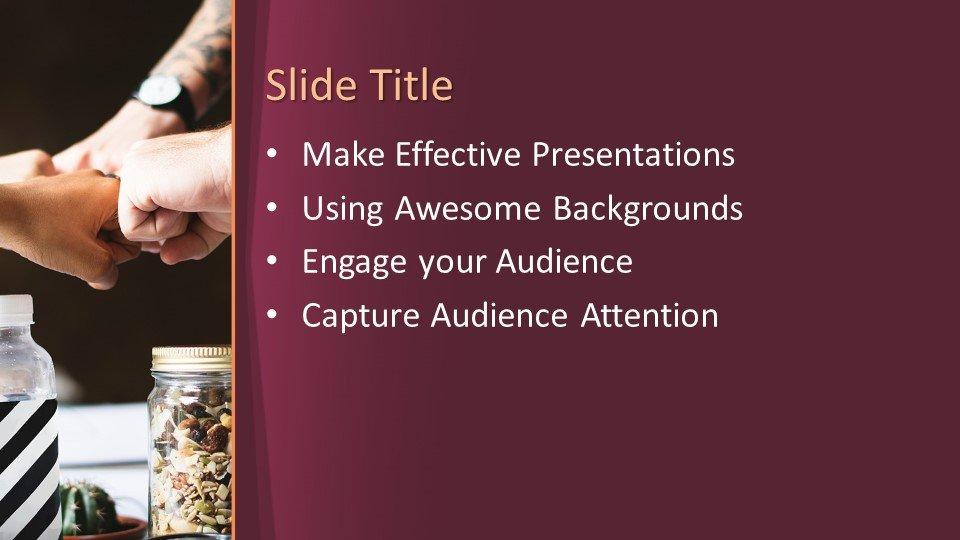 Powerpoint presentacion Trabajo en equipo