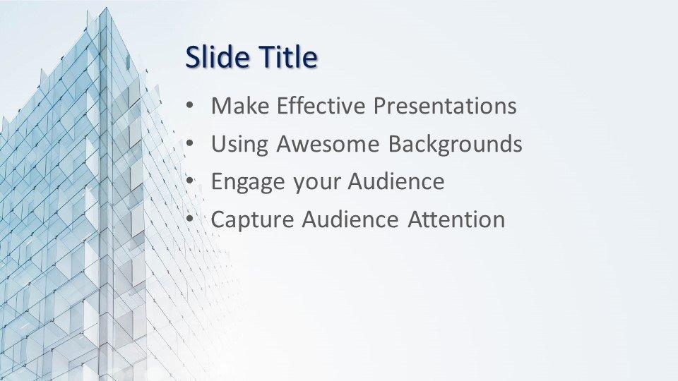 Powerpoint presentacion Perspectiva de la Arquitectura