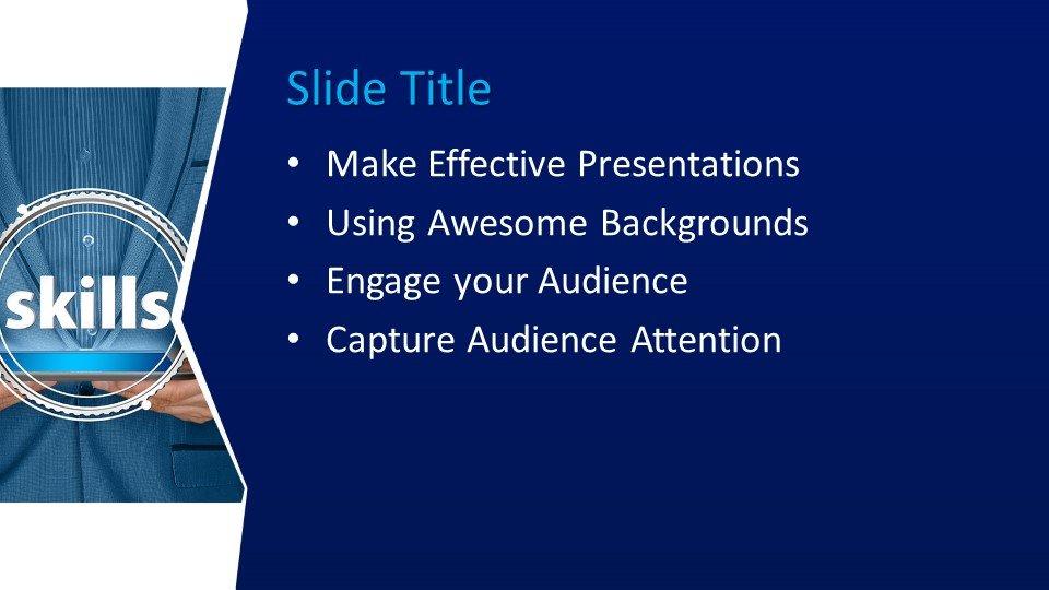 Powerpoint presentacion Habilidades