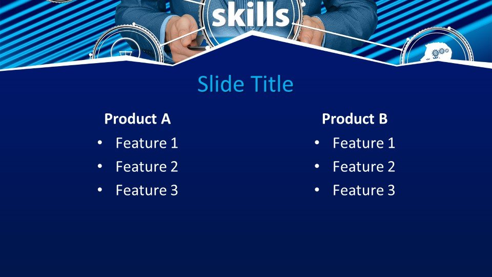 Descargar tema powerpoint Habilidades