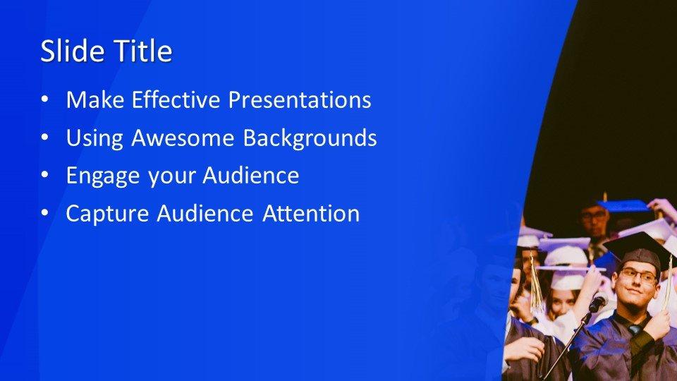 Powerpoint presentacion Graduado