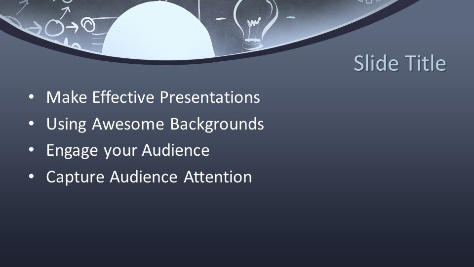 slides plantilla powerpoint Estrategia Innovación