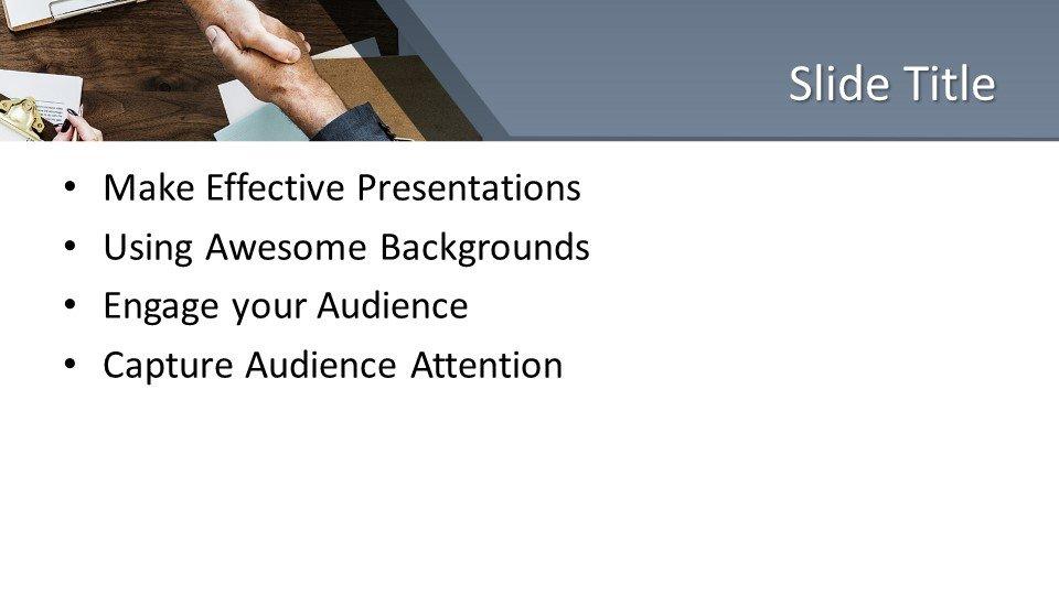 slides plantilla powerpoint Oficina Corporativa