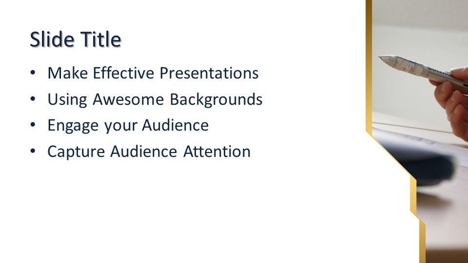 Powerpoint presentacion Pluma