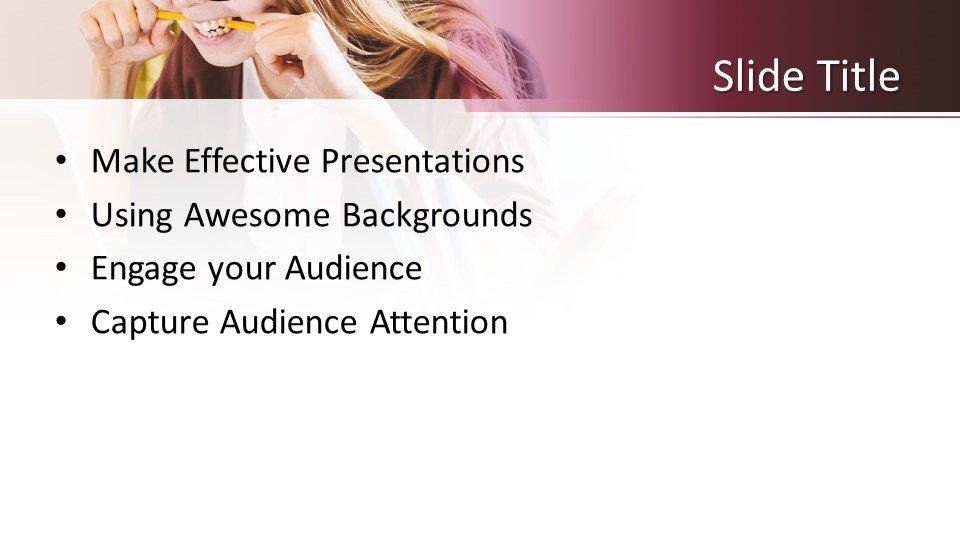 slides plantilla powerpoint Educación