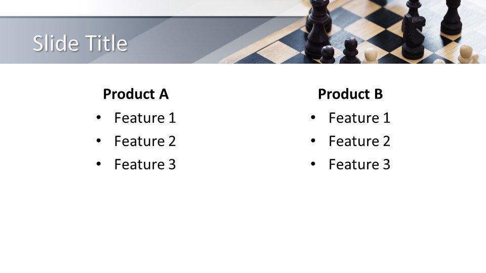 Descargar tema powerpoint Juego de ajedrez
