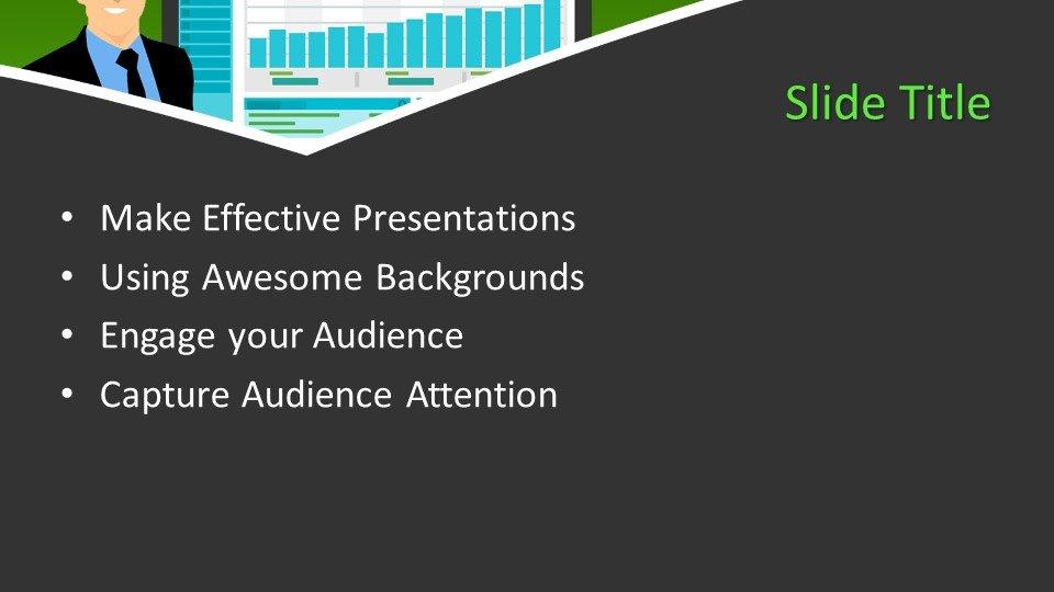 slides plantilla powerpoint Empresario