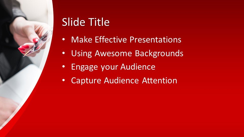 Powerpoint presentacion Compra online con tarjeta de crédito