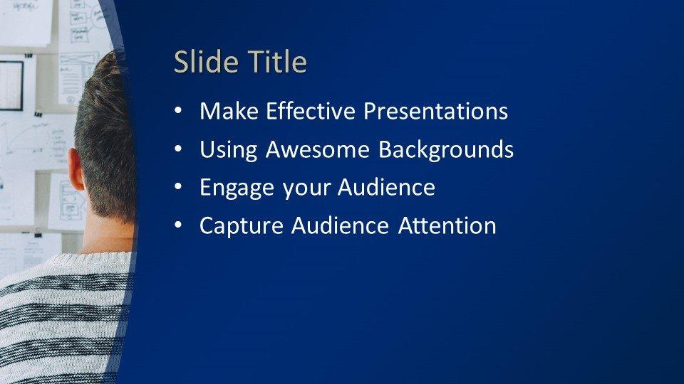 Powerpoint presentacion Gestor de proyectos