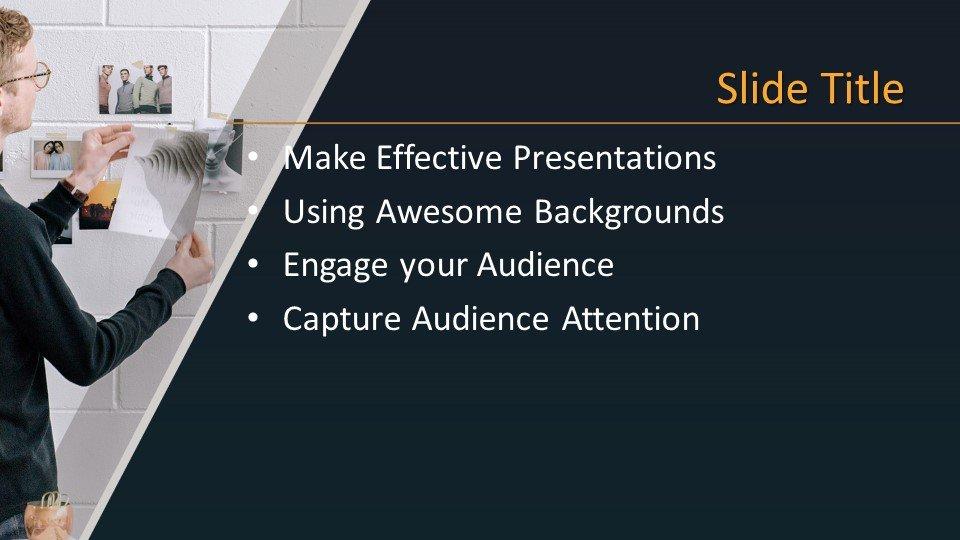 Powerpoint presentacion Pared de diseño