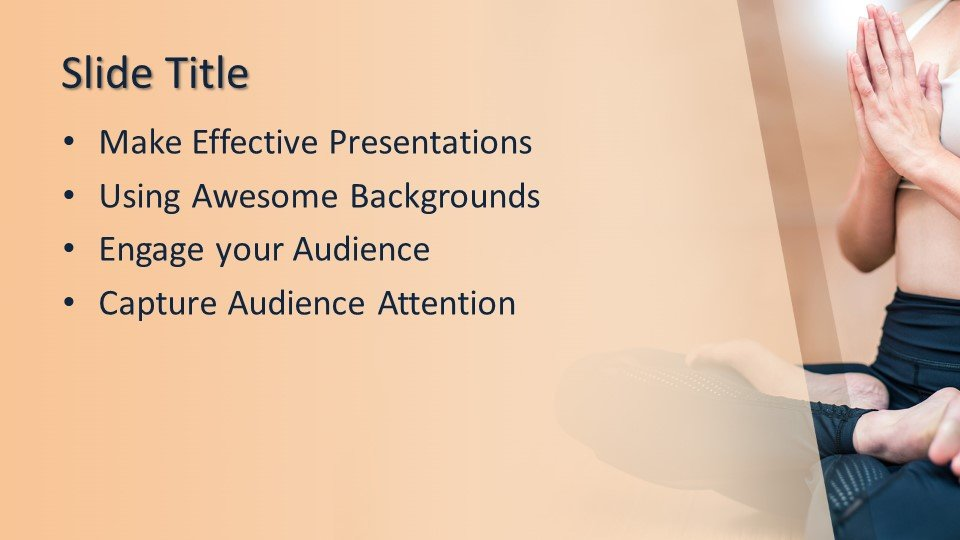 Powerpoint presentacion Yoga Poses