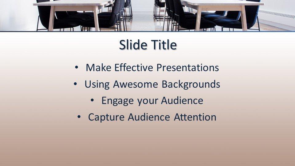 slides plantilla powerpoint Espacio de trabajo