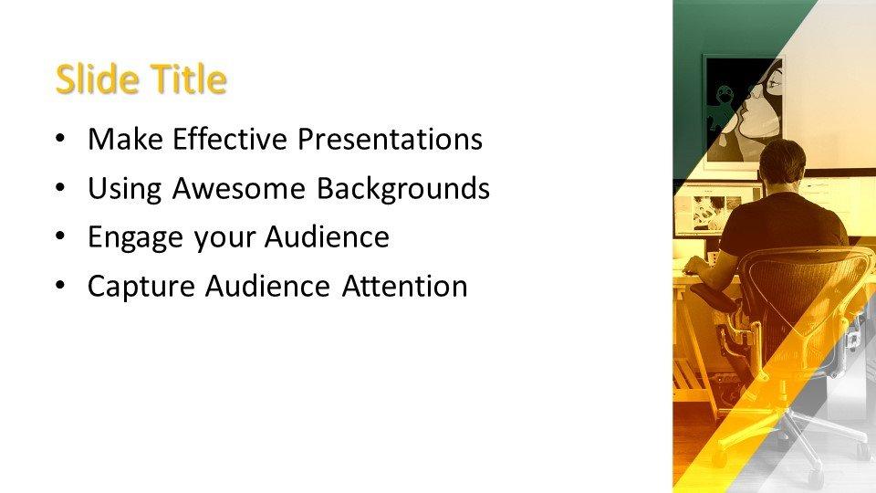 Powerpoint presentacion Diseñador