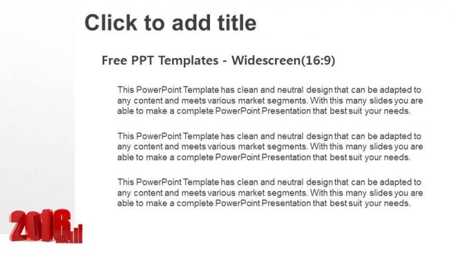 Descargar Presentaciones plantillas powerpointGráfico 3D