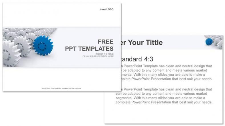 Diapositivas plantilla powerpointSer el primero como concepto de liderazgo