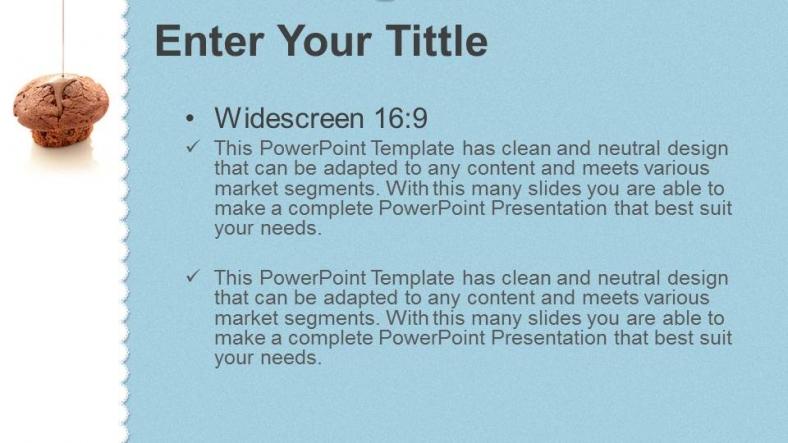 Diapositivas plantilla powerpointbizcocho