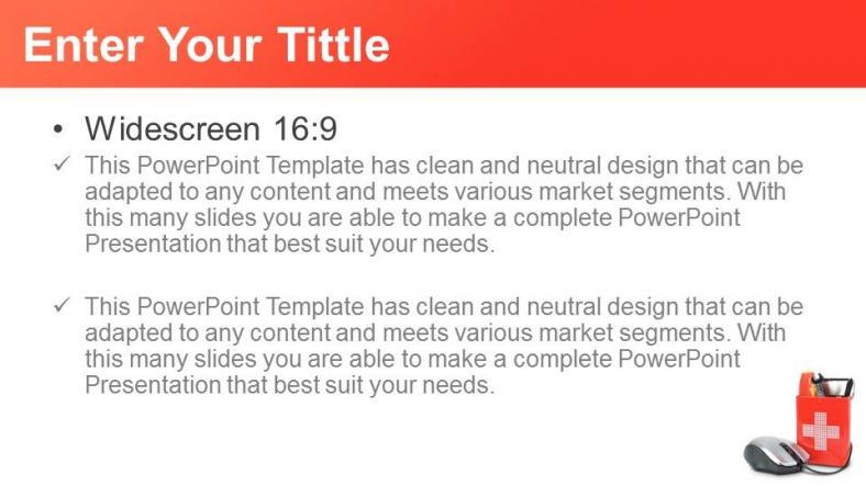 Diapositivas plantilla powerpointReparaciones
