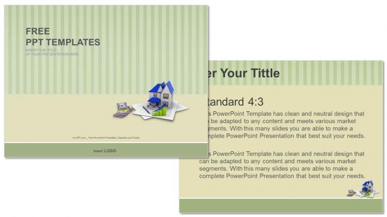Powerpoint para presentacionesConcepto de construcción