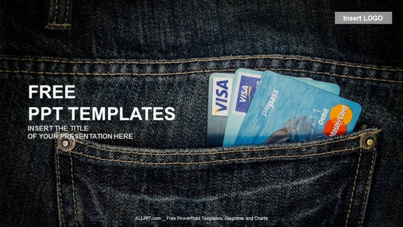 Powerpoint para presentacionesTarjeta de crédito