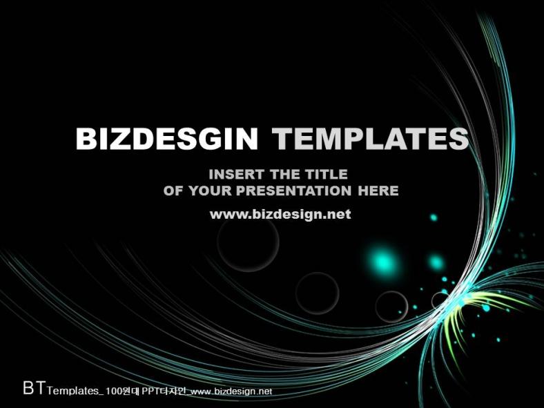Powerpoint para presentacionesOnda de flash