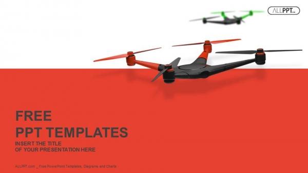 Powerpoint para presentacionesZángano volador