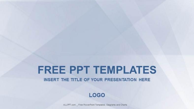 Presentaciones plantilla powerpointGris libre