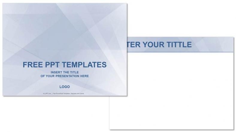 Diapositivas plantilla powerpointGris libre