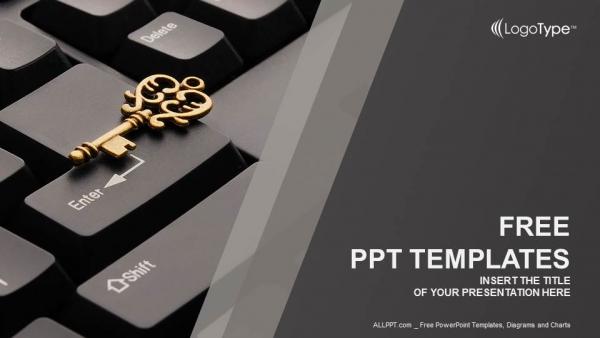 Powerpoint para presentacionesTecla en el teclado