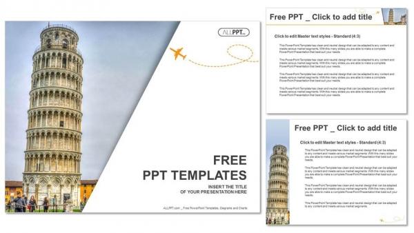 Powerpoint para presentacionesTorre inclinada de Pisa