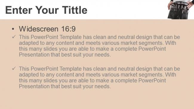 Powerpoint para presentacionesPinceles de maquillaje
