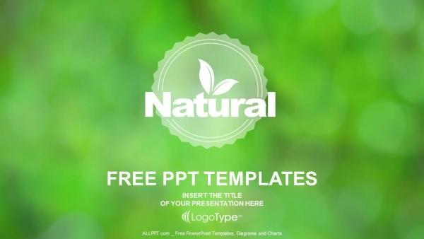 Powerpoint para presentacionesDiseño de logotipos de productos naturales