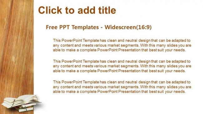 Powerpoint para presentacionesLibro Abierto