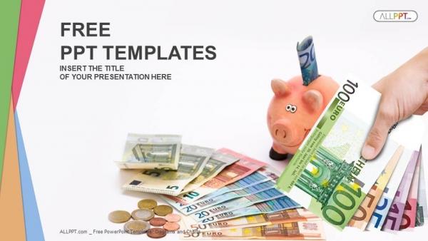 Powerpoint para presentacionesHucha con dinero