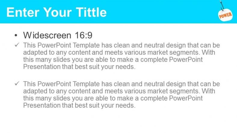 Diapositivas plantilla powerpointGancho de encendido