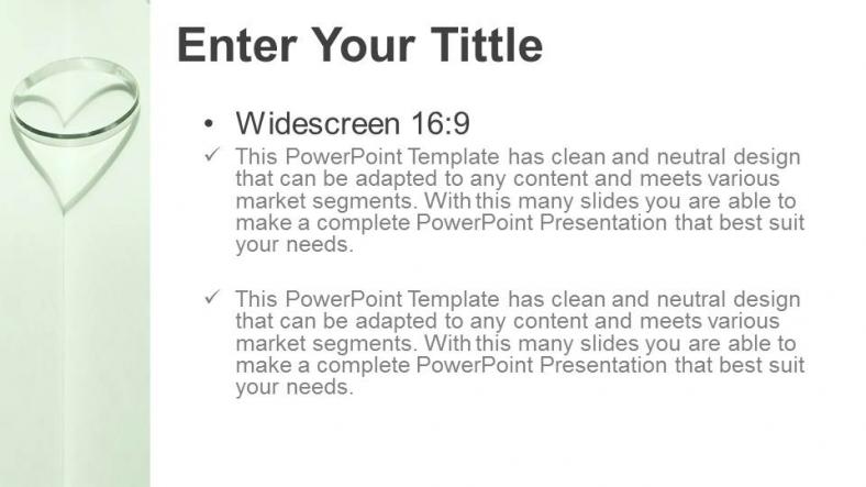 Powerpoint para presentacionesAnillo en el libro