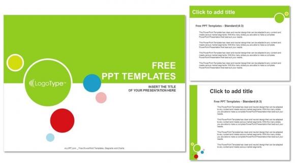 Descargar Presentaciones plantillas powerpointConjunto de colores
