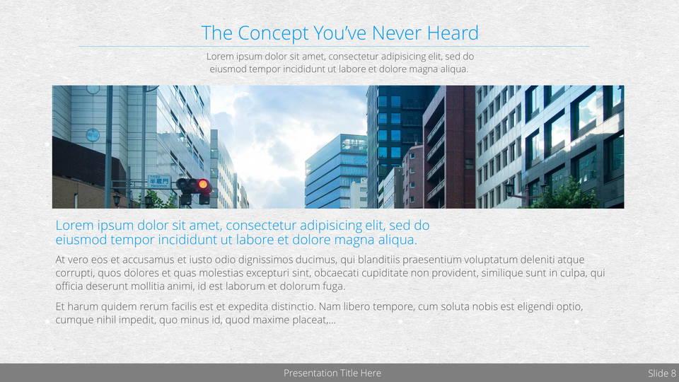 google slide plantilla powerpoint Fomalhaut