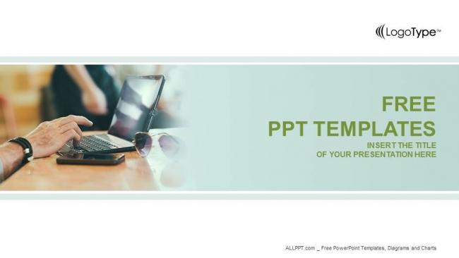 Powerpoint para presentacionesTeléfono inteligente y portátil