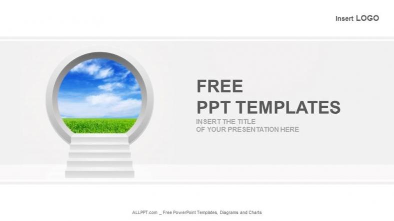 Diapositivas plantilla powerpointStargate