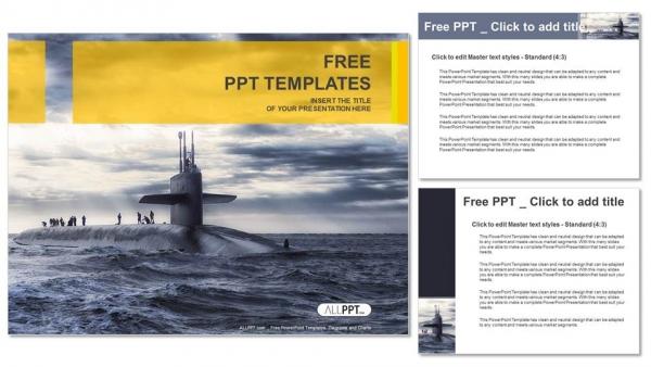 Descargar Presentaciones plantillas powerpointVela submarina