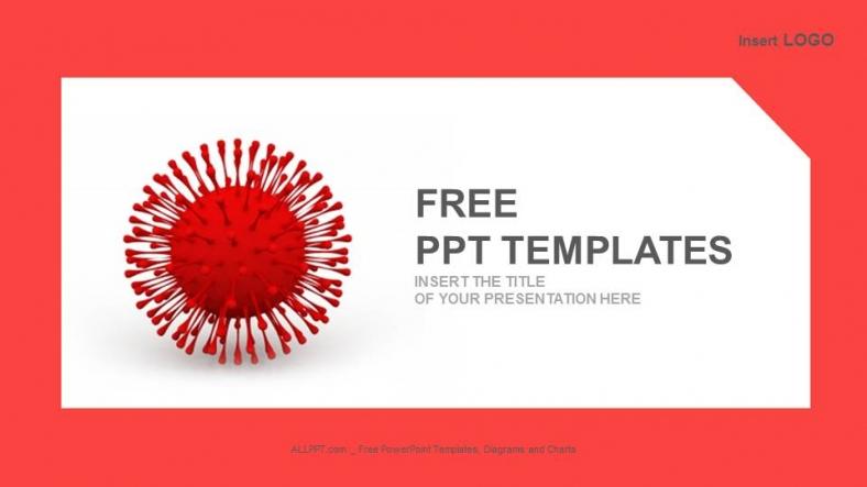 Presentaciones plantilla powerpointvirus