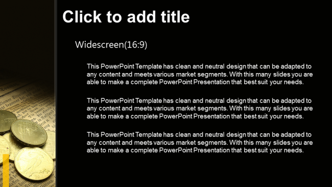 Descargar Presentaciones plantillas powerpointFormas de ganar dinero