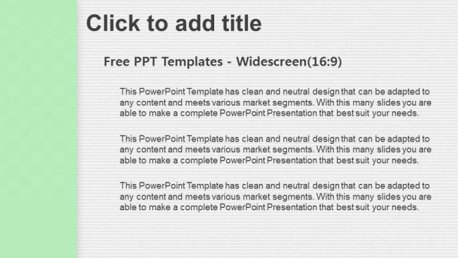 Presentaciones plantilla powerpointLibro Blanco Simple s
