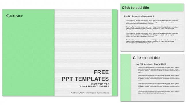 Powerpoint para presentacionesLibro Blanco Simple s