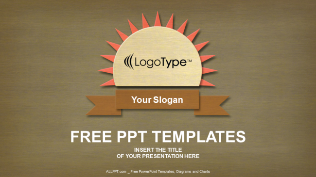 Presentaciones plantilla powerpointTextura de la madera